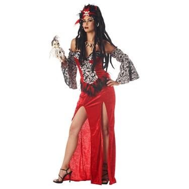 Voodoo Priestess Adult Costume