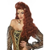 Madame Destiny Adult Wig - Auburn