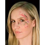 Mardi Gras Makeup Stack