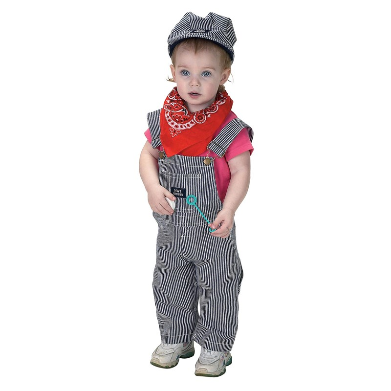 Jr. Train Engineer Suit Infant  and  Toddler Costume for the 2015 Costume season.