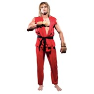 Street Fighter Ken Adult Costume