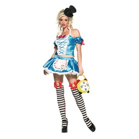 Fantasy Alice Adult Costume