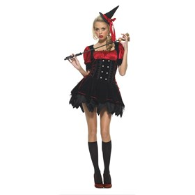 Love Spell Witch Adult Costume
