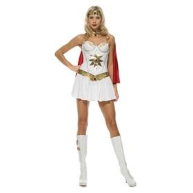 Super Hero Adult Costume