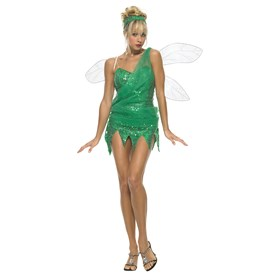 Sequined Sprite Adult Costume