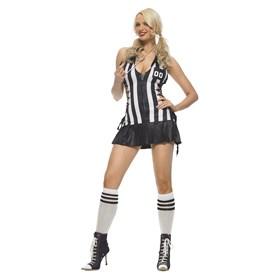 Half Time Referee Adult Costume