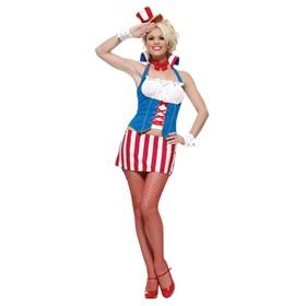 Miss Firecracker Adult Costume