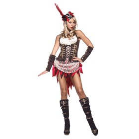 Pirate Lass Adult Costume