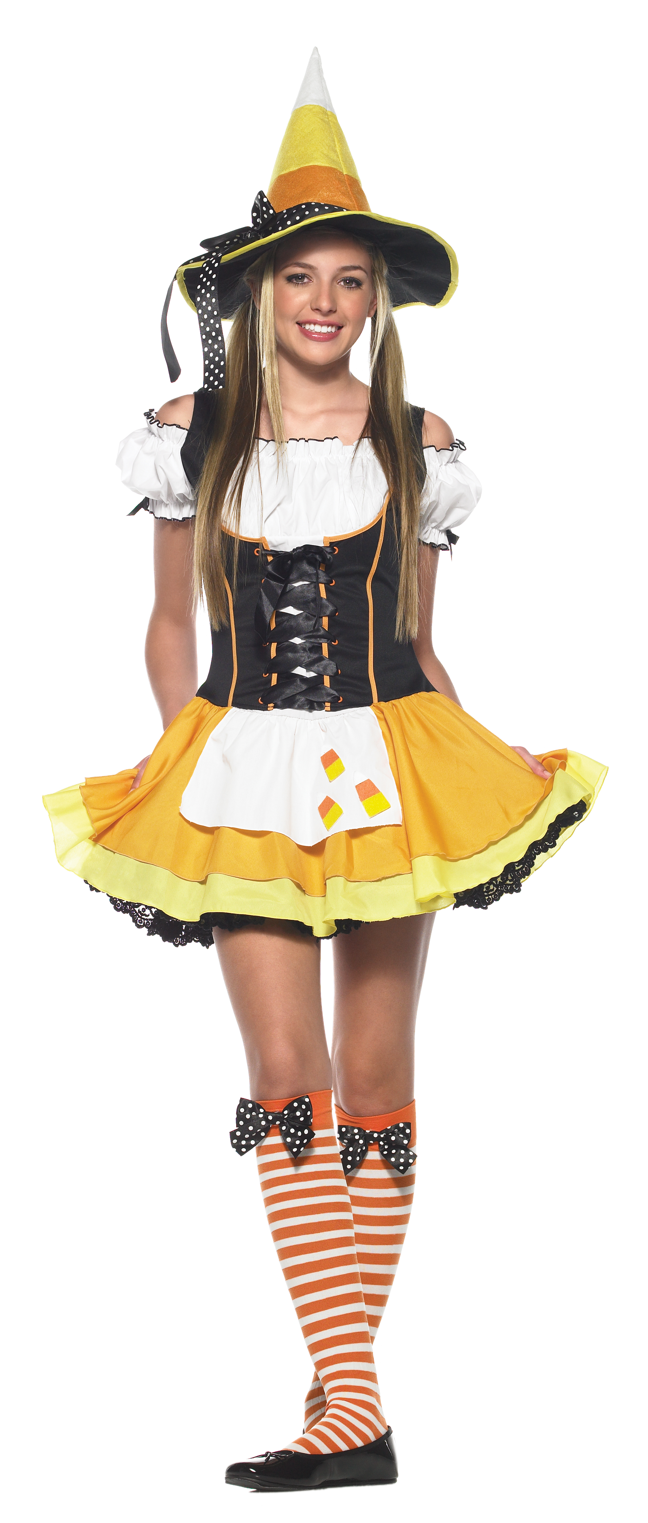 Candy Corn Fairy Candy Corn Witch Teen Costume