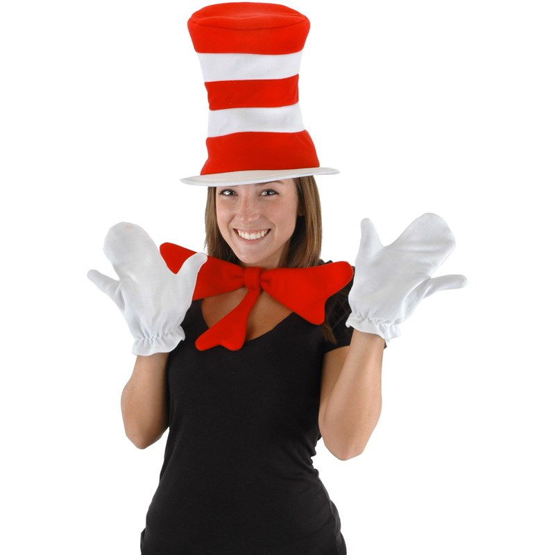 Dr. Seuss The Cat in the Hat   The Cat in the Hat Accessory Kit (Adult) for the 2015 Costume season.