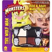 Wolfman Makeup Kit