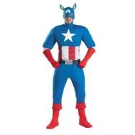 Captain America Super Deluxe Adult Costume