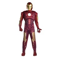 Iron Man Super Deluxe Adult Costume