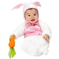Plush Bunny Bunting Costume