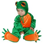 Little Frog Toddler / Child Costume