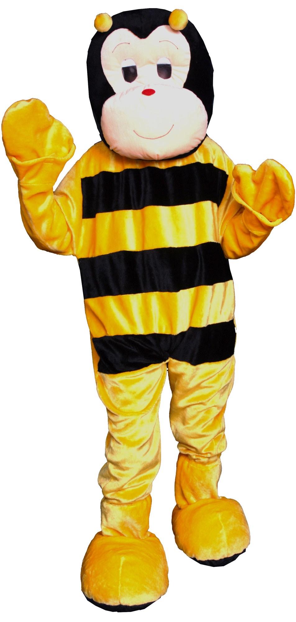 Image of Bumble Bee Economy Mascot Adult Costume