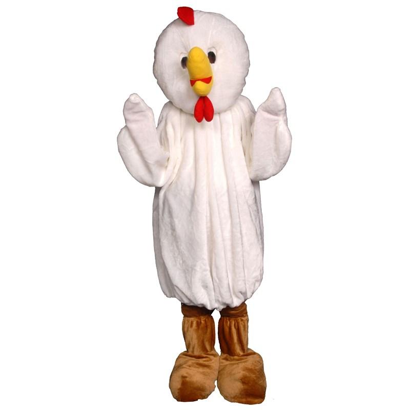 Chicken Economy Mascot Adult Costume for the 2015 Costume season.