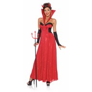 Hollywood Devil Adult Costume - Red