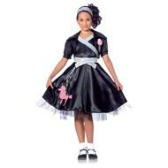 Hop Diva Child Costume - Black