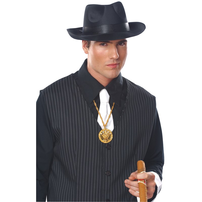 Satin Fedora Adult for the 2015 Costume season.
