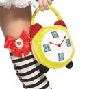 Crazy Hour Alarm Clock Purse