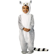 Animal Planet Collector's Edition Ring Tail Lemur Toddler Costume