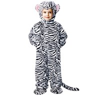 Animal Planet Collector's Edition White Tiger Cub Toddler Costume