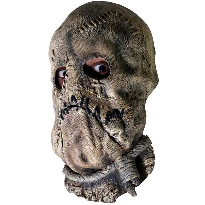 Batman Dark Knight   Scarecrow Adult Mask for the 2015 Costume season.