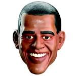 Obama Vinyl Mask - Adult