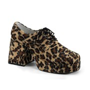 Cheetah Platform Adult Shoes