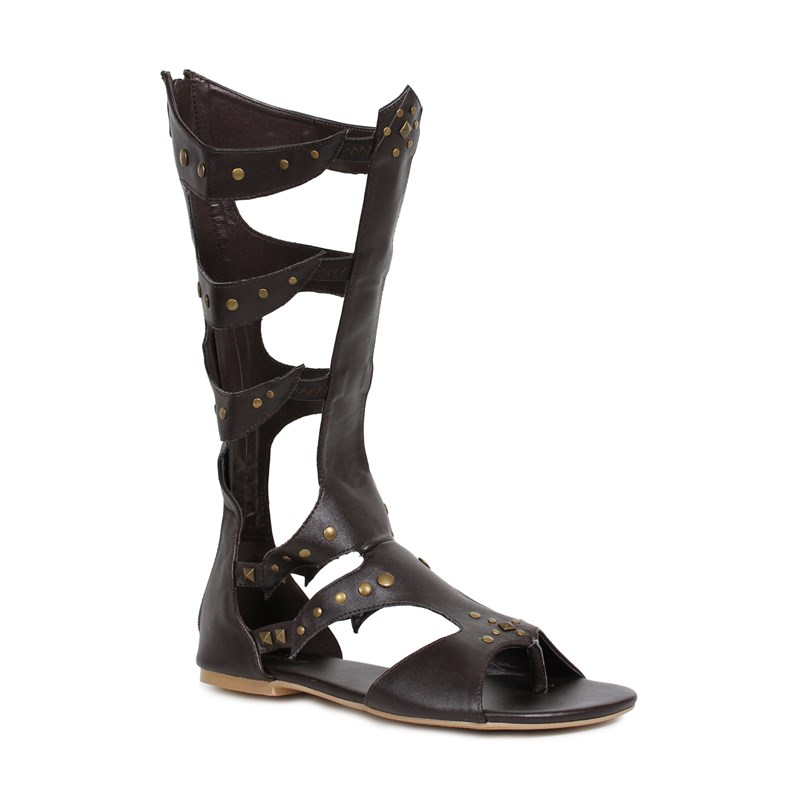 Roman (Brown) Adult Sandals for the 2015 Costume season.