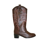 Cowboy Boots - Child Brown