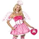 Women's Sassy Cupid Costume