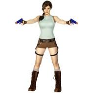 Lara Croft Adult Costume