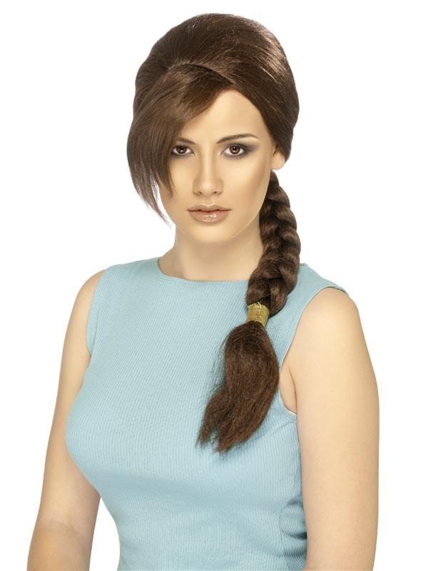 Halloween Costumes Lara Croft Tomb Raider Wig