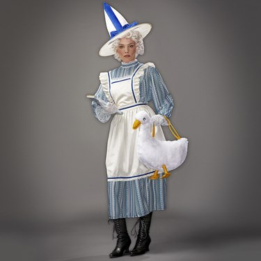 Mother Goose Adult Costume