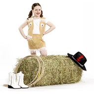 Rodeo Sweetheart Child Costume