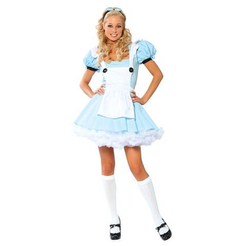 Wonderland Cutie Adult Costume