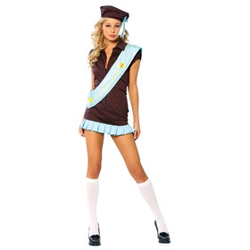Brownie Babe Adult Costume