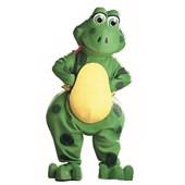 Froggles Mascot Adult Costume