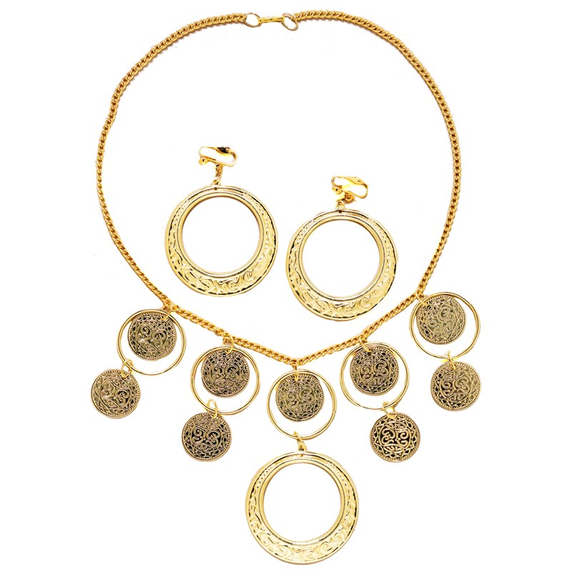 Gypsy Jewelry Set for the 2015 Costume season.