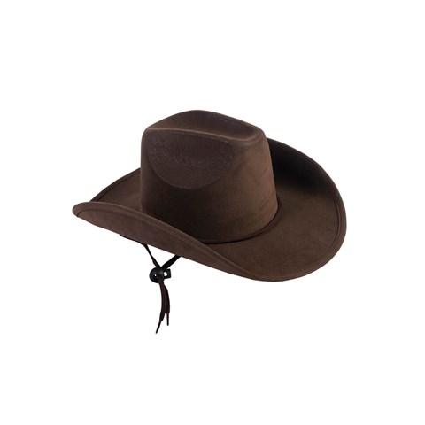 Child Cowboy Hat (Brown)