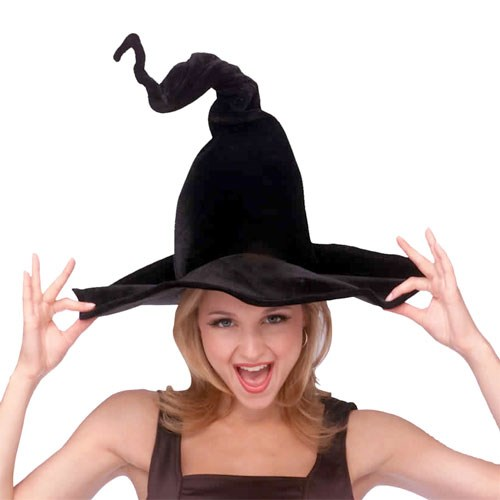 Wired Witch Hat Adult for the 2015 Costume season.
