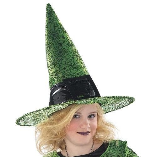 Child Fashion Witch Hat for the 2015 Costume season.