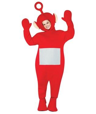 Teletubbies: Po Adult Costume