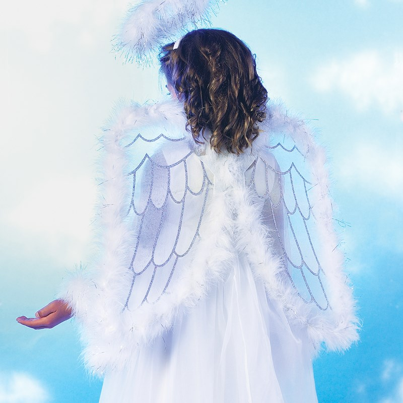 Pretty Angel Wings Child for the 2015 Costume season.