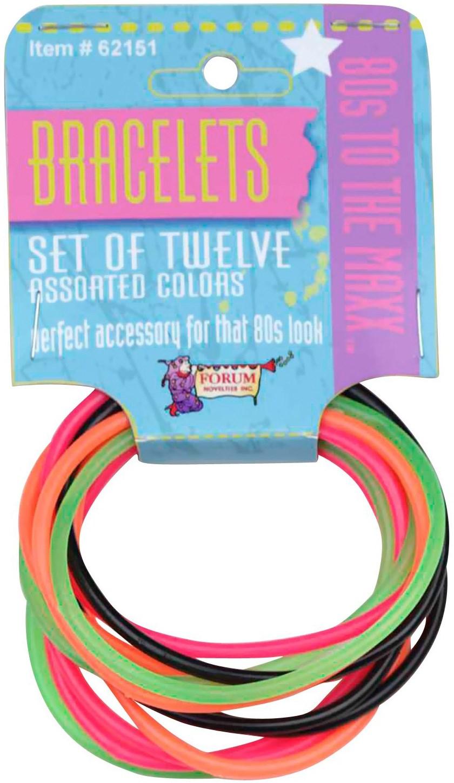 Image of 80's Bracelet Set
