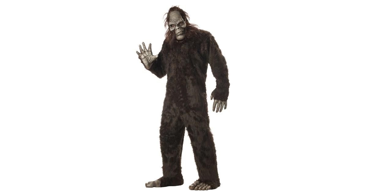 Big Foot Adult Costume Buycostumes Com