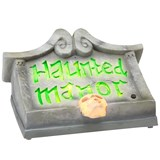 Haunted Manor Light Up Grave Stone