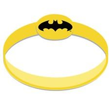 Batman The Dark Knight Wristbands (4 count)